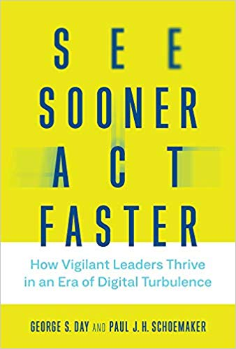 See Sooner Act Faster book