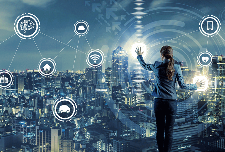 digital transformation though evolution