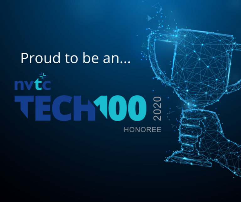 2020 NVTC Tech 100 Honoree